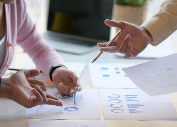 marketing-team-is-analyzing