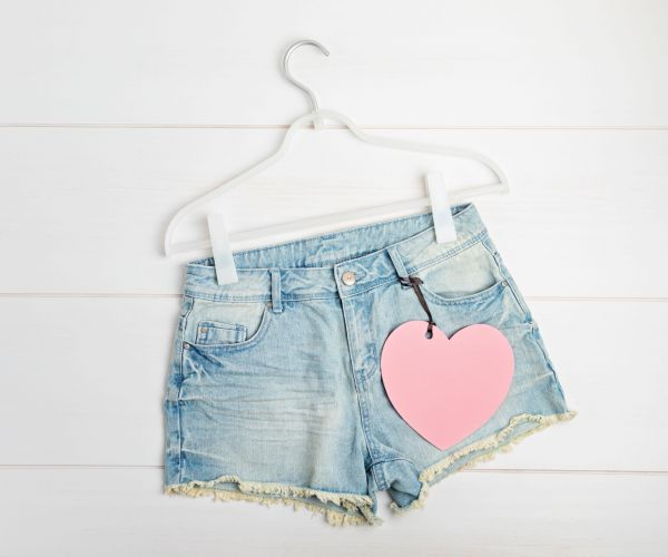 white-rack-with-heart-tag-and-jeans-shorts